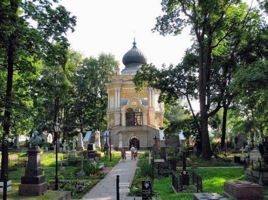 Monasterio Alexander Nevsky 2