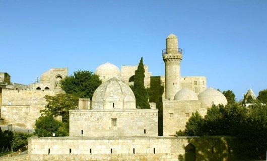 Palacio de los Shirvanshahs 1