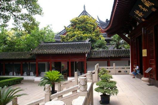 Templo Wen Miao 1