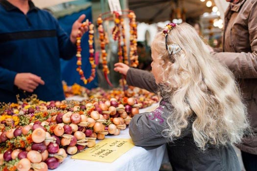 Mercado de la cebolla de Weimar
