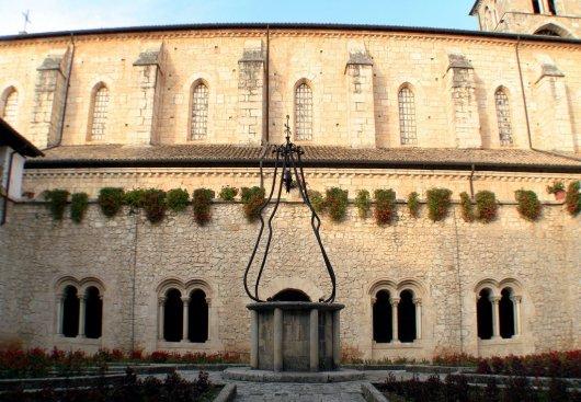 Abadia de Casamari 4