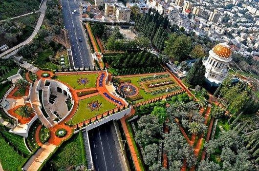 Jardines Colgantes de Haifa 1