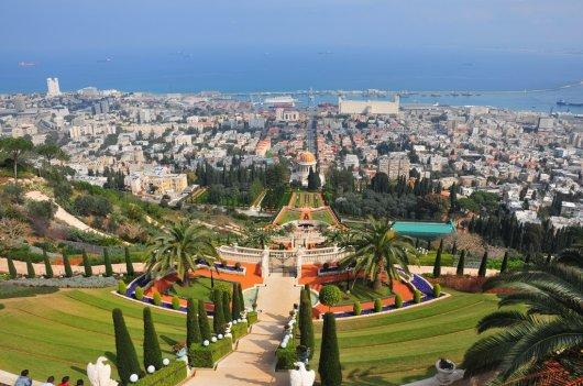 Jardines Colgantes de Haifa 3