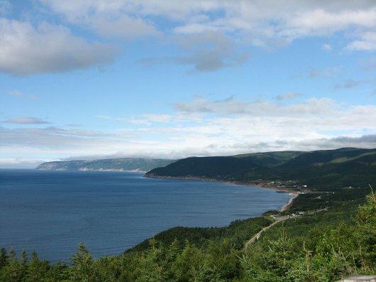 Parque Nacional Cape Breton Highlands 1