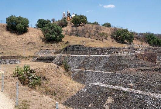 Piramide de Cholulo 1