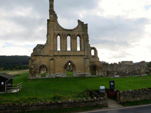 Abadía de Byland 1