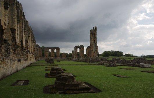 Abadía de Byland 4