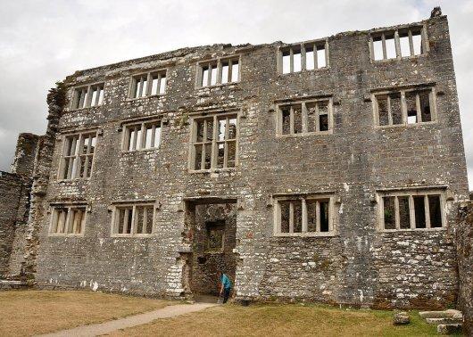 Castillo de Berry Pomeroy 6