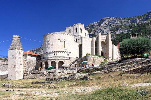 Castillo de Kruje 1