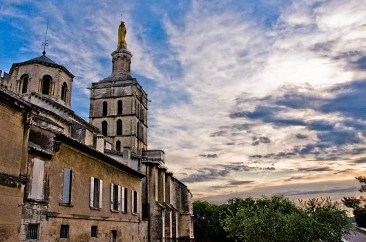 Catedral de Avignon 3