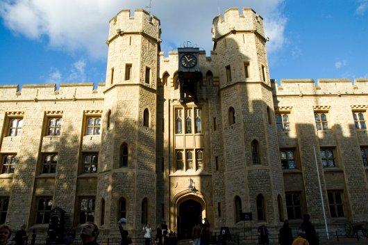 Fantasmas Torre de Londres 1