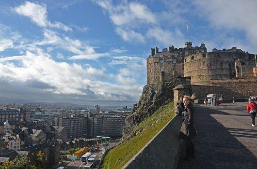 Fantasmas del Castillo de Edimburgo 2