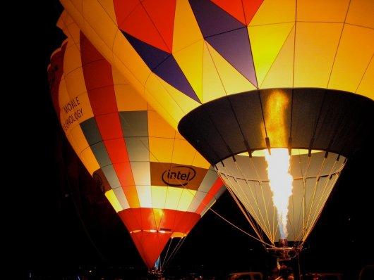 Festival de globos de Albuquerque 3