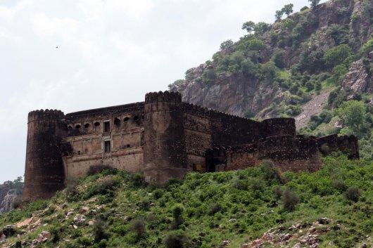 Fuerte Bhangarh 1
