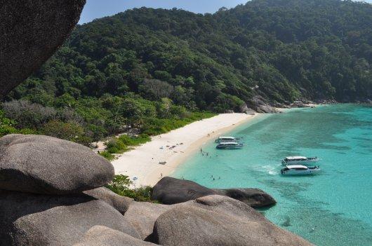 Islas Similan 3