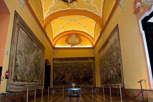 Palacio Gotico en el Alcazar de Sevilla 3