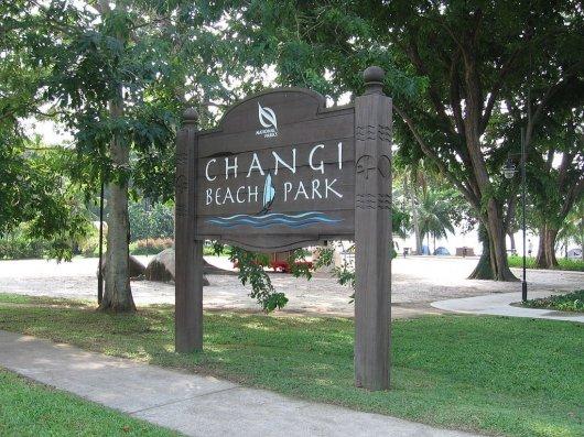 Playa Changi 1