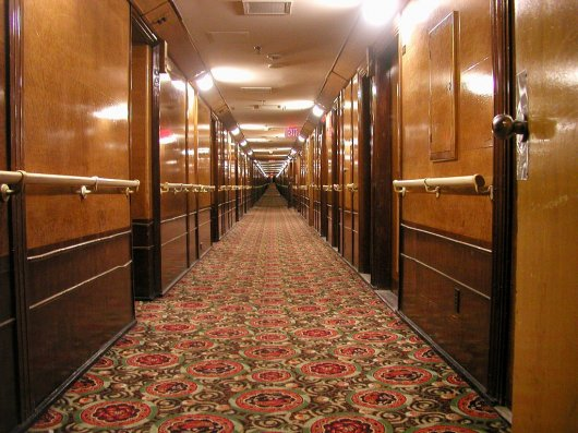 RMS Queen Mary 5