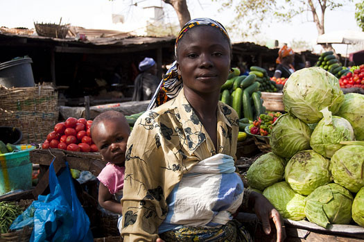 mercado bamako