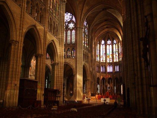 Basilica de Saint Denis 2