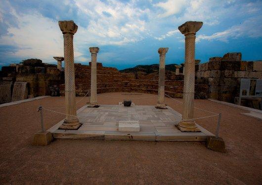 Basilica de San Juan en Efeso 1
