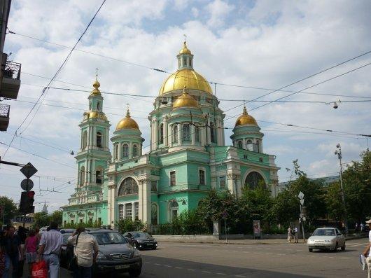 Catedral de la Epifania de Yelokhovo 1