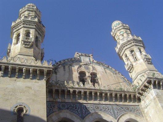 Mezquita Ketchaoua 1