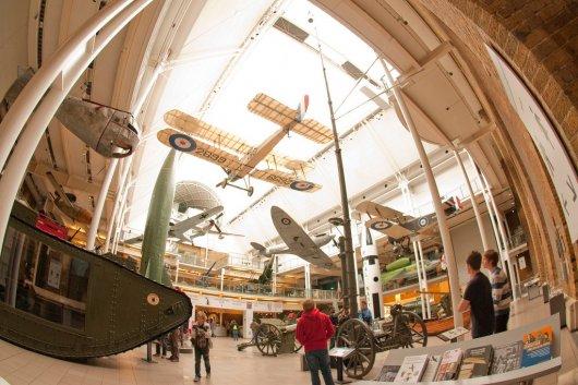 Museo Imperial de Guerra de Londres 2