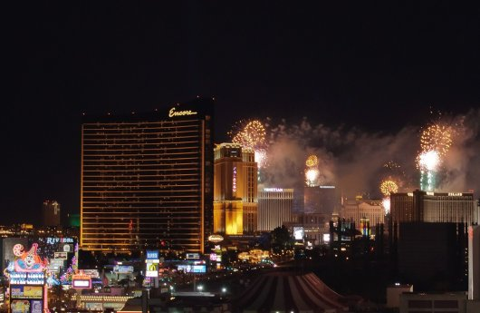 Año Nuevo Las Vegas 1