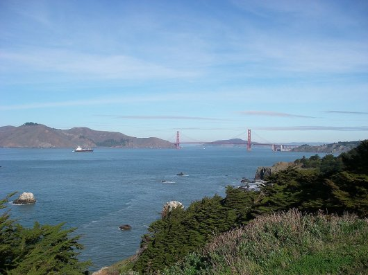 Area Recreativa Golden Gate 1