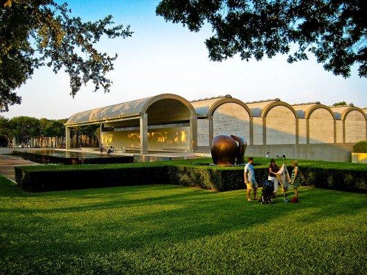 Museo de Arte Kimbell 2