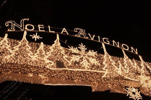 Navidad Avignon 1