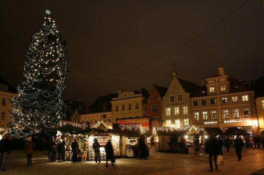 Navidad en Tallin 1