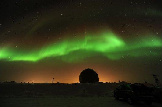 Aurora Boreal Suecia 2