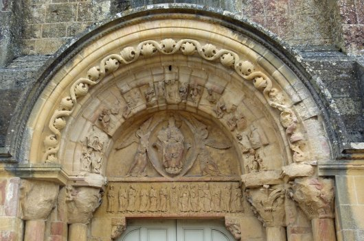 Iglesia de Anzy le Duc 3