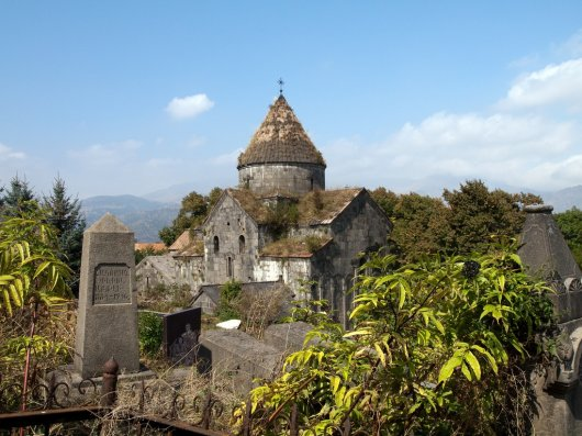 Monasterio Sanahin 1