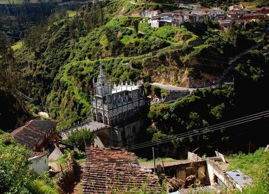 Santuario de Las Lajas 1