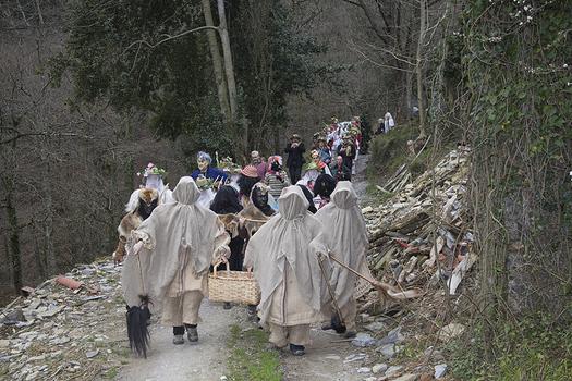 carnaval rural navarra euskadi