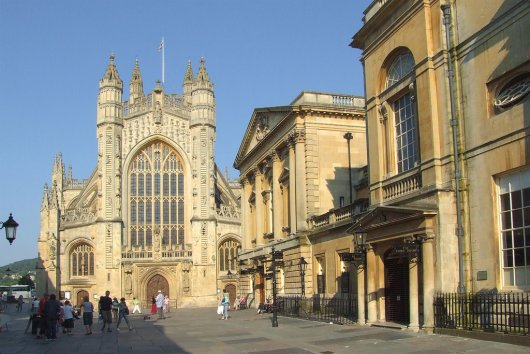 Abadia de Bath 2