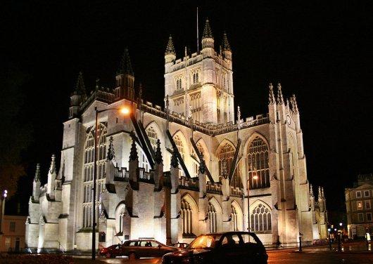 Abadia de Bath 3