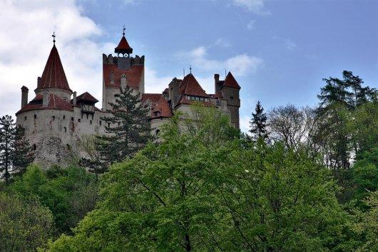 Castillo de Bran 1