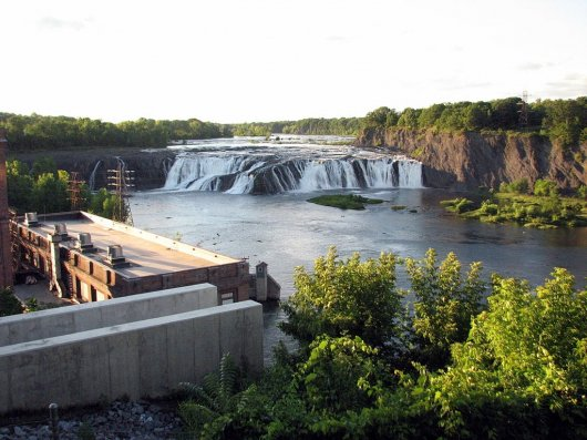 Cataratas Cohoes 1