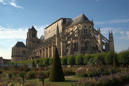 Catedral de Bourges 1