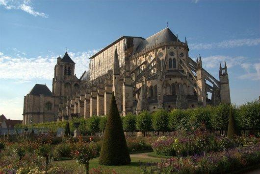 Catedral de Bourges 1