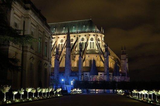 Catedral de Bourges 2