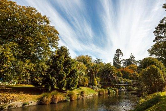 Jardines Botanicos de Christchurch 1