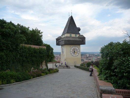 Schlossberg Graz 1