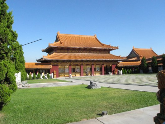 Templo Hsi Lai 1