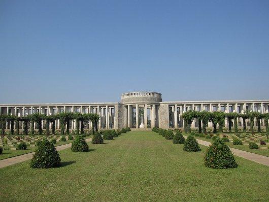 Cementerio de Guerra Taukkyan 1