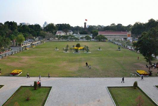 Ciudadela Imperial de Thang Long 1